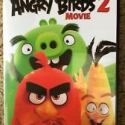 ANGRY BIRDS 2 Η ΤΑΙΝΙΑ DVD 2019