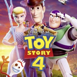 TOY STORY no 4 DVD 2019