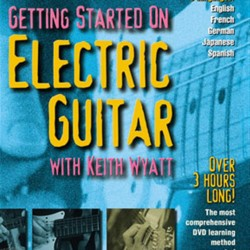 fender getting started on electric guitar