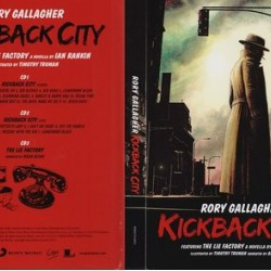 gallagher rory kickback city deluxe edition