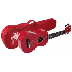 UCALILLA FOUR-RED FOUR-TIRE WITH CASE