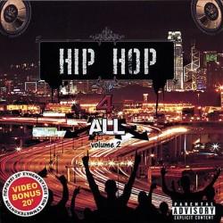 hip hop 4 all volume 2
