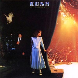 rush exit ... stage left