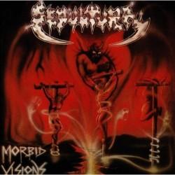 sepultura morbid visions / bestial devastation ep