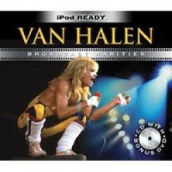 van halen broadcast rarities cd with bonus dvd