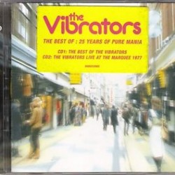 vibrators best of 25 years of pure mania