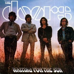 THE DOORS WAITING FOR THE SUN LP