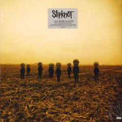 SLIPKNOT ALL HOPE IS GONE LP