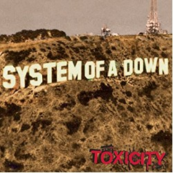 SYSTEM OF A DOWN TOXICITY VINYL