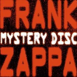 zappa frank mystery disc