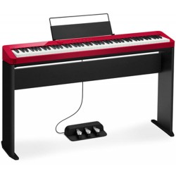 ELECTRIC PIANO STAGE PIANO CASIO PXS 1000 RED
