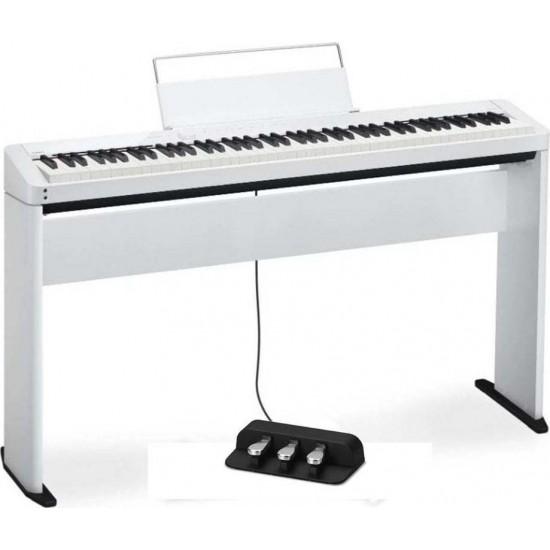 ELECTRIC PIANO STAGE PIANO CASIO PXS 1000 WHITE