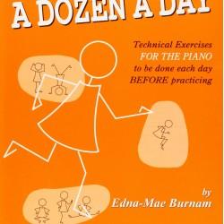 BURNAM A DOZEN A DAY BOOK TWO