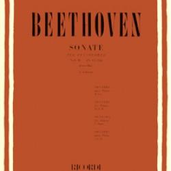 BEETHOVEN SONATE VOL 1 PER PIANOFORTE