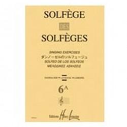 SOLFEGE LEMOINE 6A