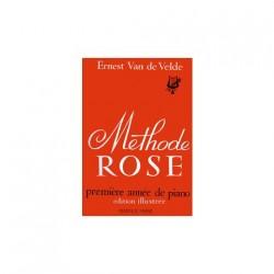 METHODE ROSE erneste van de velde
