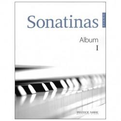 SONATINAS ALBUM No 1 βιβλίο για πιάνο